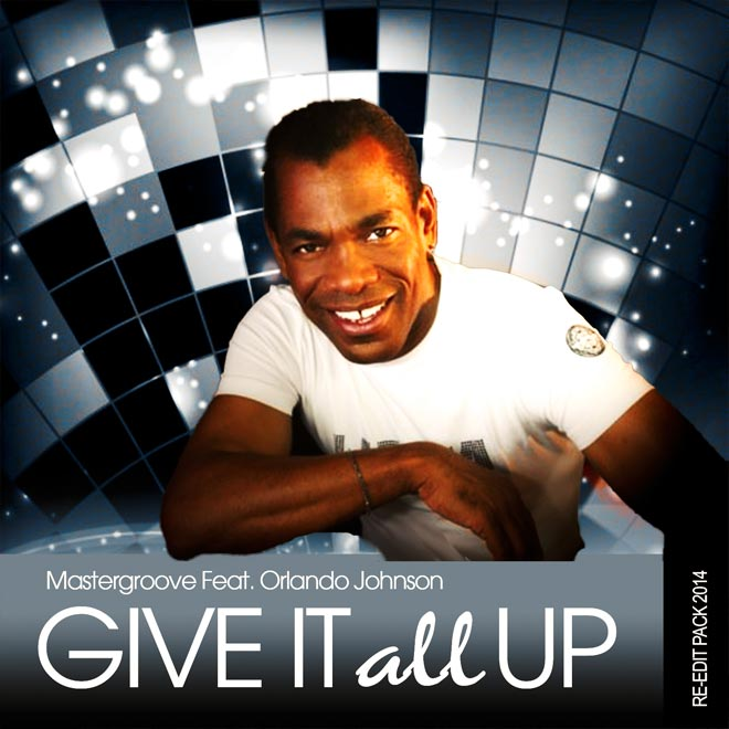 Give It All Up Cover NNR010