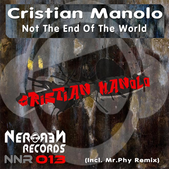 Not The End Of The World Cover NNR013